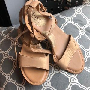 BOC Tan sandal